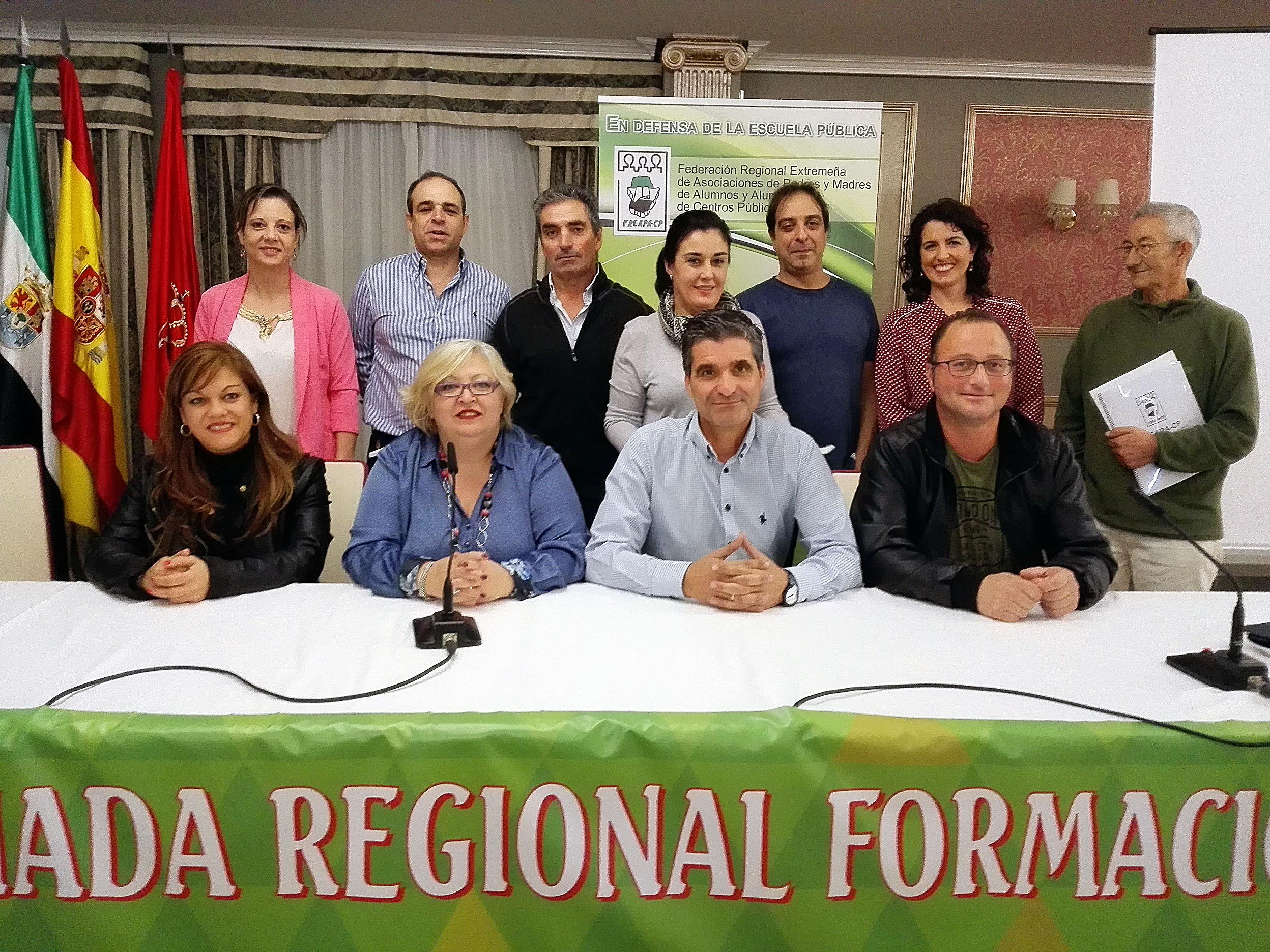 Nueva Junta Directiva de FREAPA-CP.